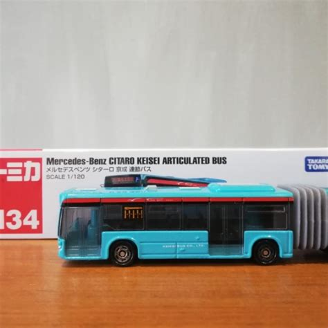 Keisei bus especially values the vehicle's safety and security features. Tomica 134 - Mercedes-Benz Citaro Keisei Articulated Bus, Toys & Games, Others on Carousell