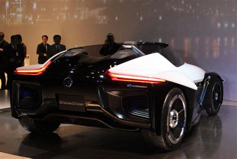 new nissan sports car nissan bladeglider live preview gallery of electric