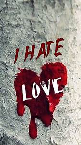 Latest Wallpapers  I Hate Love Free Wallpapers With Msg