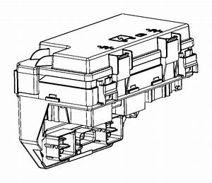 Dodge Grand Caravan Module  Totally Integrated Power
