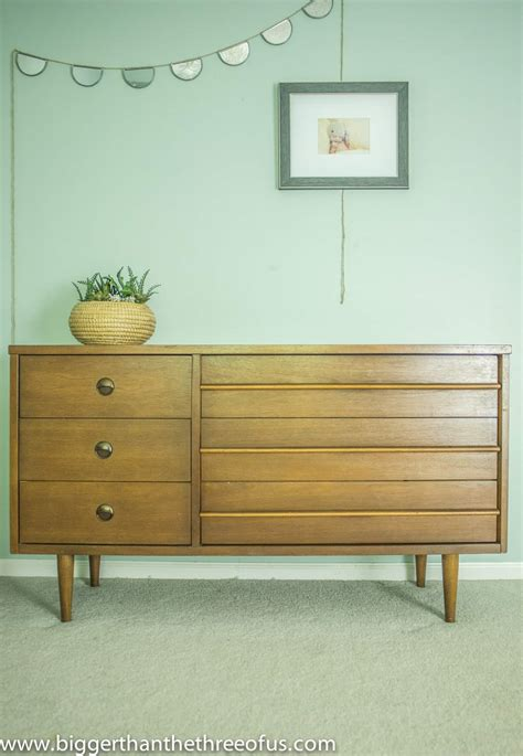 mid century bedroom vanity mid century dresser for the master bedroom