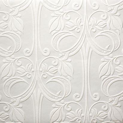 dado paintable wallpaper  white  vinyl finish
