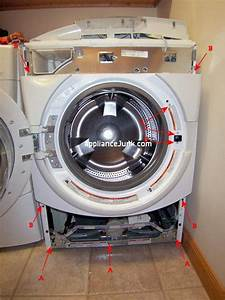 Whirlpool Duet Steam Washer Parts Manual