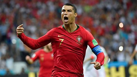 Cristiano Ronaldo Hat-trick Against Spain Sets World Cup