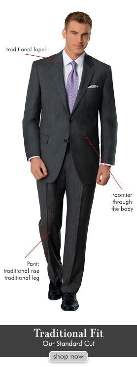 Suit Fit Guide - Slim Fit vs Tailored Fit Suits