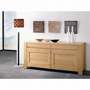 Bahut 2 Portes : bahut grand 2 portes arlequin meubles de normandie ~ Teatrodelosmanantiales.com Idées de Décoration
