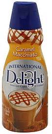Coffee creamer nutrition facts page 1 line 17qq. International Delight Coffee Creamer Gourmet, Caramel Macchiato 32.0 oz Nutrition Information ...