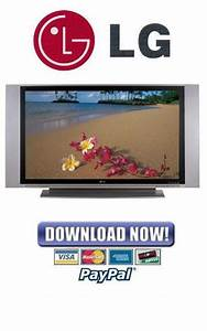 Lg 50px1d Plasma Tv Service Manual  U0026 Repair Guide