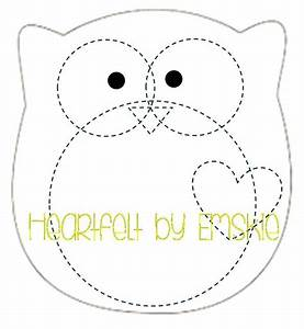 plushie owl template felt sewing pinterest With felt plushie templates