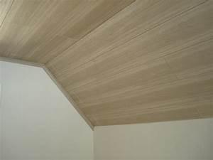 impressionnant peindre un plafond en lambris bois 6 With peindre un plafond en lambris