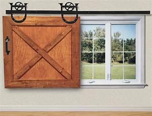 Sliding Window Shade - Rustic - Window Treatments - other