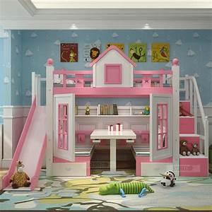 Lit Toboggan Ikea : lit superpos lit en bois massif base armoire lit ~ Premium-room.com Idées de Décoration