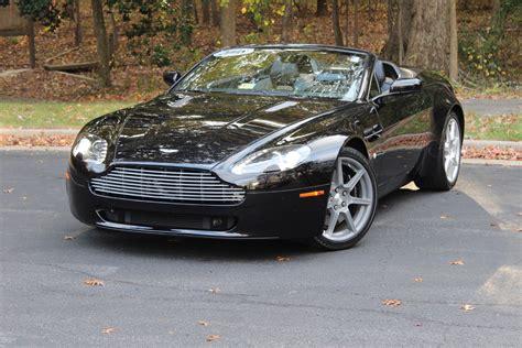 2008 Aston Martin Vantage Roadster Stock # P08233 For Sale