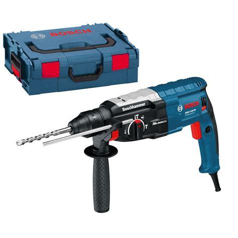 bosch gbh 2 28 bosch gbh 2 28 dv sds plus rotary hammer drill in l boxx