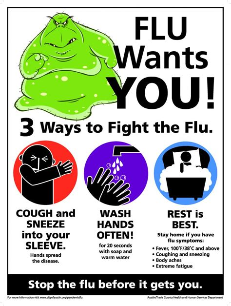 Best Flu Shot Flyer Ideas And Images On Bing Find What You Ll Love
