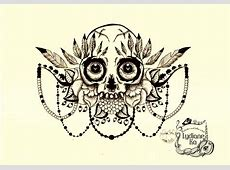 Sketch Tattoo Skull By LycorneKa On DeviantArt