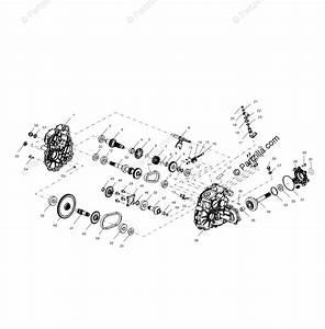 Polaris Atv 2001 Oem Parts Diagram For Gearcase