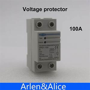 100a 230v Din Rail Automatic Recovery Reconnect Over