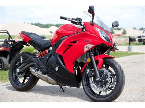 2012 Kawasaki Ninja 650 For Sale On 2040motos