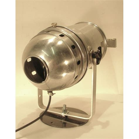 Vintage Stage Spotlight Retrofitted and Refurbished for
