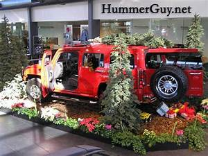 Dallas Hummer Dealership Gears Up For Holidays