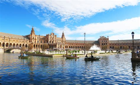 A Luxury Weekend In Seville Spain