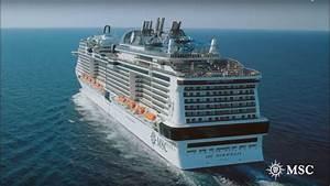 MSC Meraviglia - Ship visit - YouTube