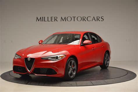 Alfa Romeo Q4 by New 2017 Alfa Romeo Giulia Q4 Greenwich Ct