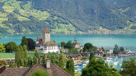 Trips To Spiez Switzerland Find Travel Information