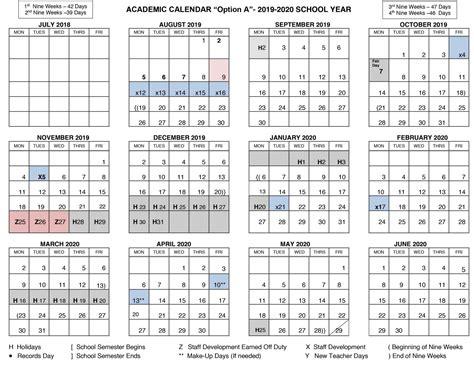 calendar printable holidays list page