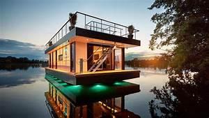 Hausboot Bauen Anleitung : hausboote wenn das luxus appartement auf reisen geht welt ~ Watch28wear.com Haus und Dekorationen