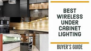 Best Wireless Under Cabinet Lighting In 2020  Buying Guide