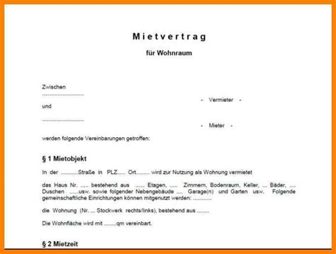 Kündigung Mietvertrag Vorlage Mieterbund by K 252 Ndigung Mietvertrag Vorlage Mieterbund Luxury Sch 246 N 35