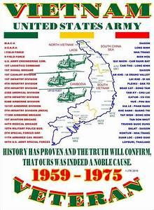 VIETNAM WAR UNITED STATES ARMY MILITARY VETERAN UNIT ...