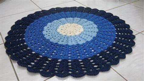 tapete de croch 234 redondo 70 para voc 234 decorar