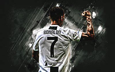 Download wallpapers Cristiano Ronaldo, back view, goal ...