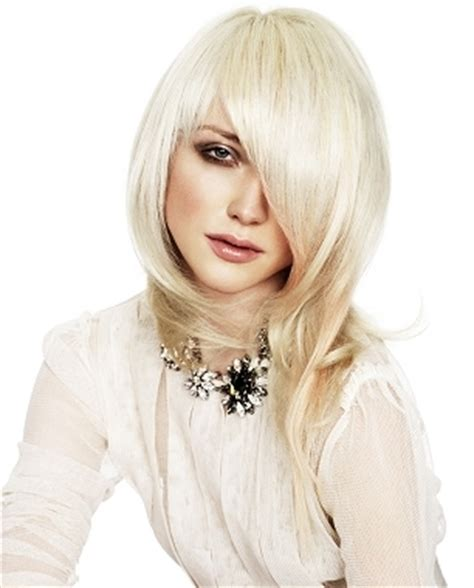 side sweep hair style modern hairstyles with bangs 4552