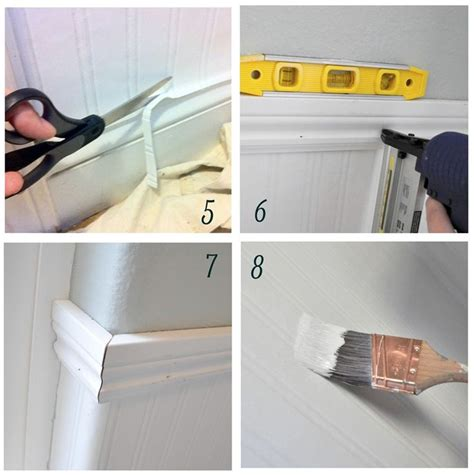 1000+ Images About Beadboard & Moulding (plate Rails) On