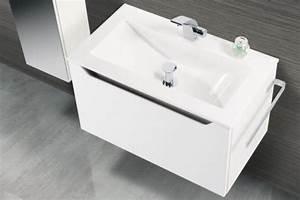Badezimmermöbel Set Grau : badm bel set monza badezimmerm bel design mit 80 cm ~ Whattoseeinmadrid.com Haus und Dekorationen