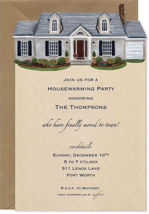 invitation cards templates for housewarming house warming invitation ideas in 2019 open