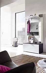 Garderobe Mit Schrank : 2 tlg garderobe paneel schuhbank ca 12 paar garderobe schrank glasfront spiegel diele flur ~ Yasmunasinghe.com Haus und Dekorationen