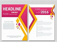 Annual report cover page free vector download 6,798 Free