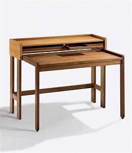 Schreibtisch 60 Cm Tief : schreibtisch modesto von lambert bild 42 sch ner wohnen ~ Yasmunasinghe.com Haus und Dekorationen