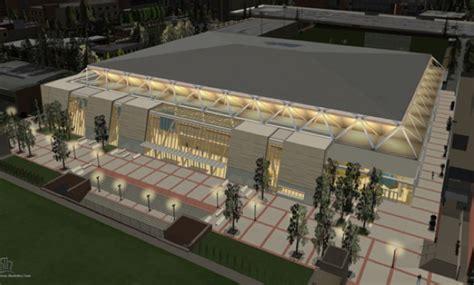 ucla unveils video   pauley pavilion renovations