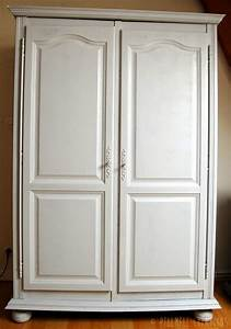 delicieux peindre un meuble vernis sans decaper 7 avant With peindre un meuble vernis sans decaper