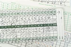 What Do Out and In Mean on the Golf Scorecard?