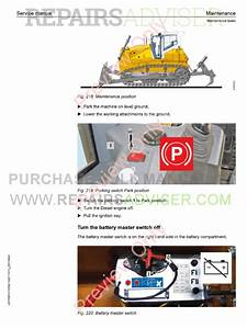 Liebherr Pr 736 Crawler Dozer Service Manual Pdf Download