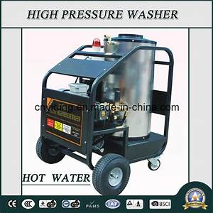 China 180bar Electric Medium Duty Commercial Hot Water