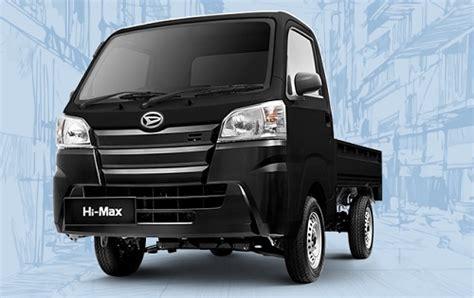 Modifikasi Daihatsu Hi Max by Harga Daihatsu Hi Max Dan Spesifikasi Terbaru 2019 Otomaniac