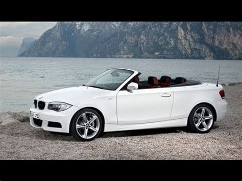 bmw serie 1 cabriolet new bmw 1 series convertible in out driving hd